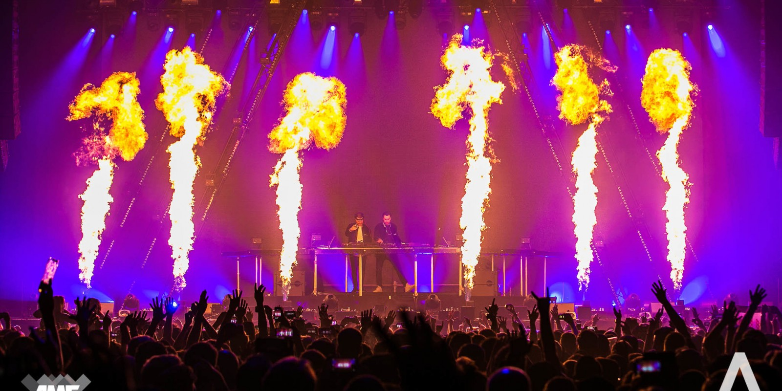 Axwell Ingrosso at AMF
