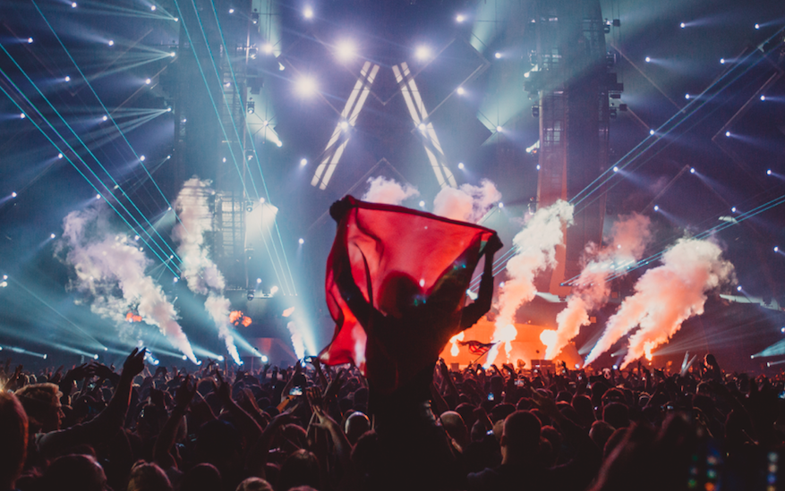 Amsterdam Music Festival at the Amsterdam Arena