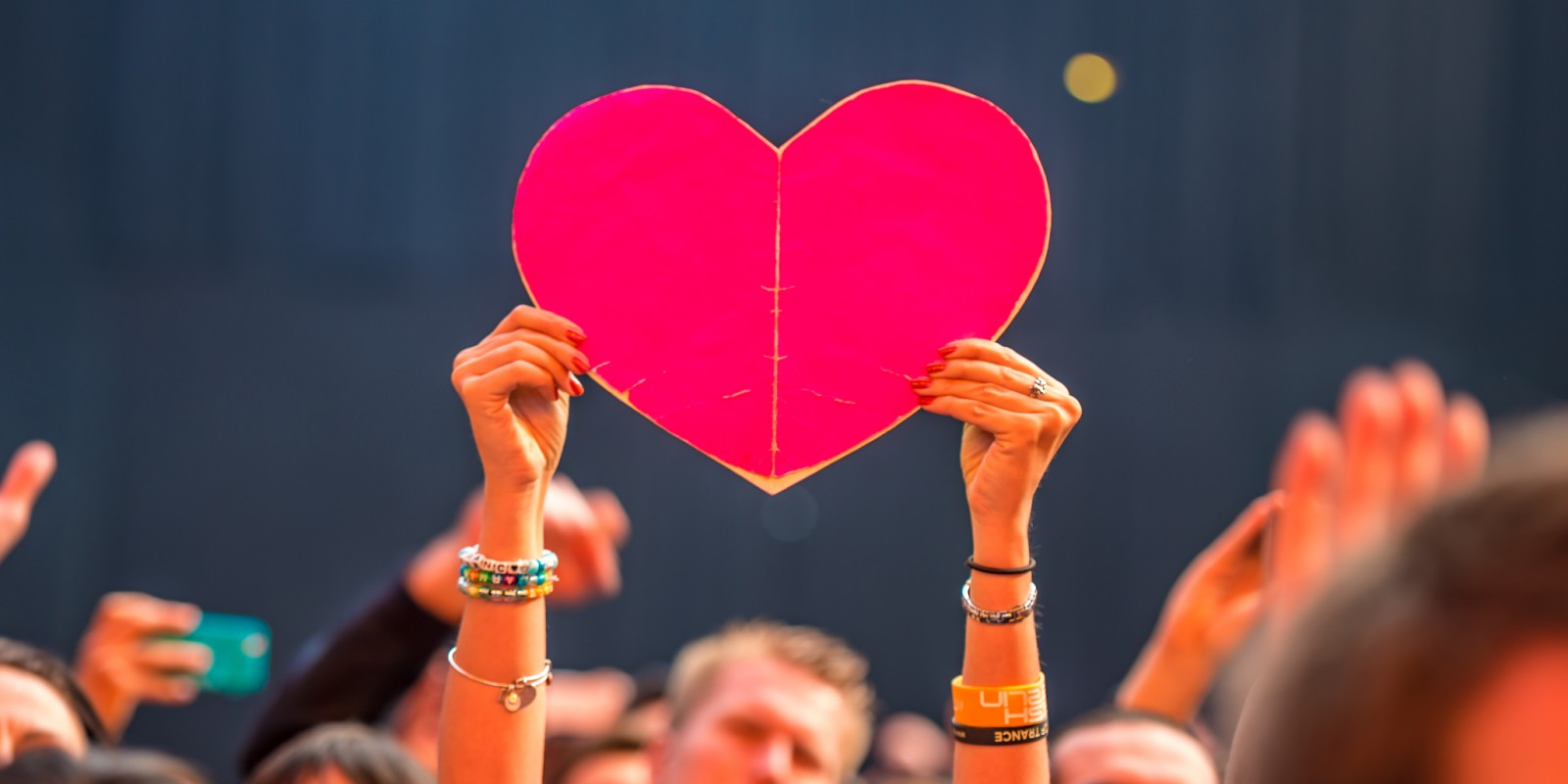 A heart sign at AMF 2016